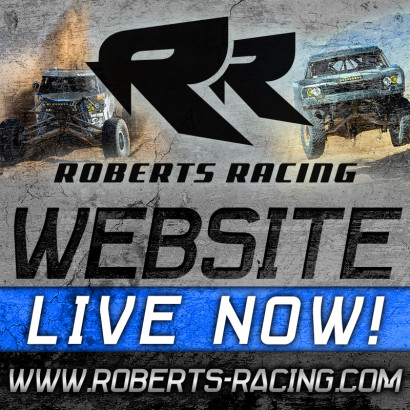 Roberts Racing Website, Bink Designs